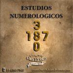 Numerologia, Estudio Numerologico, Carta Numerologia