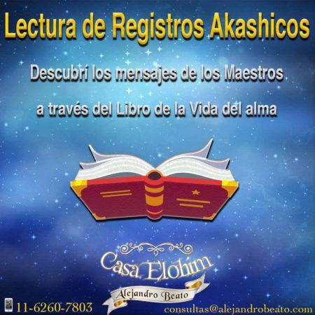 Registros Akashicos, Lectura de Registros Akashicos
