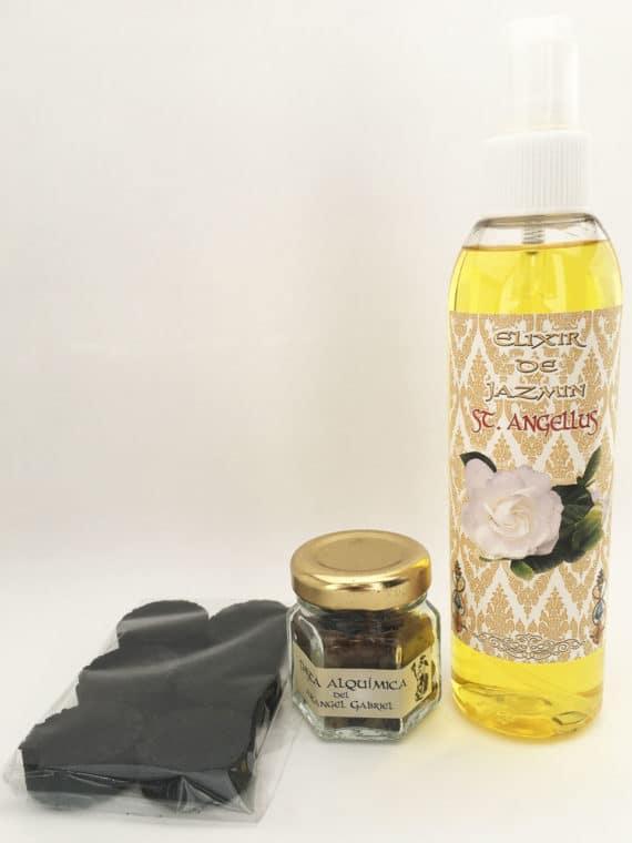 Elixir de Jazmin, Pasta Archangel Gabriel