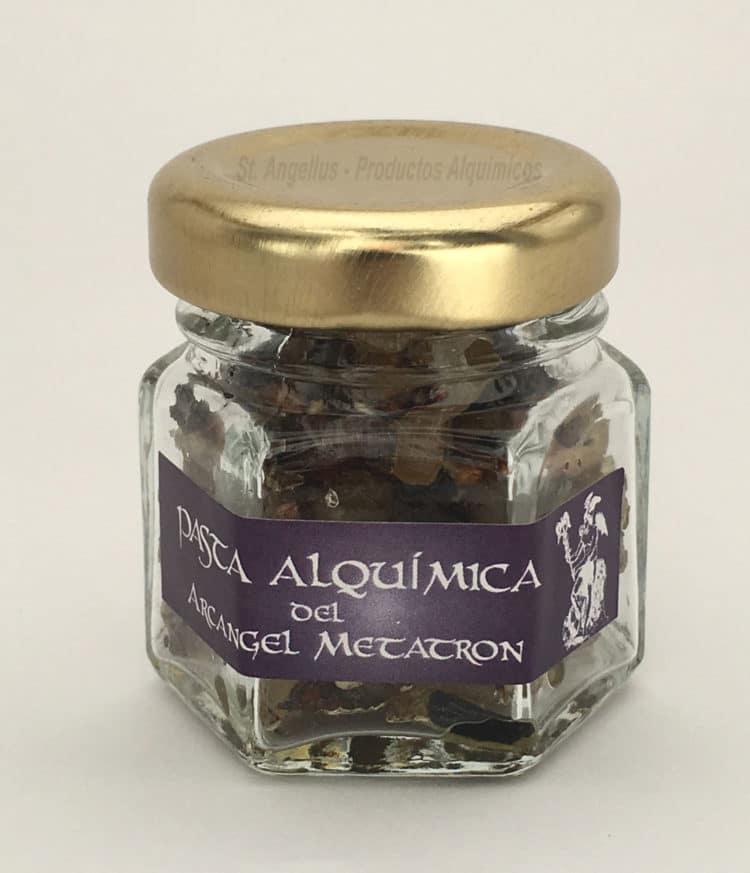 Pasta Arc Metatron, Metatron, Pasta Alquimica, Alquimia, Limpieza