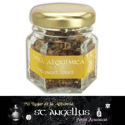 Pasta-Arcangel-Uriel-Alquimia
