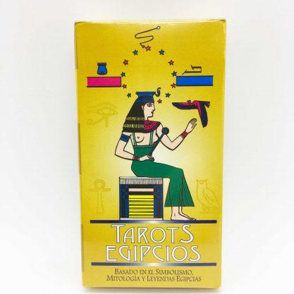 Mazo-Cartas-Tarot-Egipcio